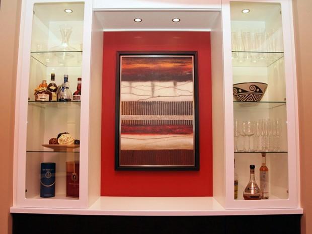 Dinning Room Cabinet Design