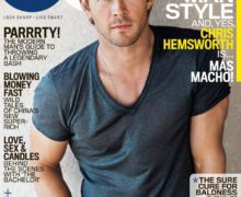 GQ Magazine January 2015
