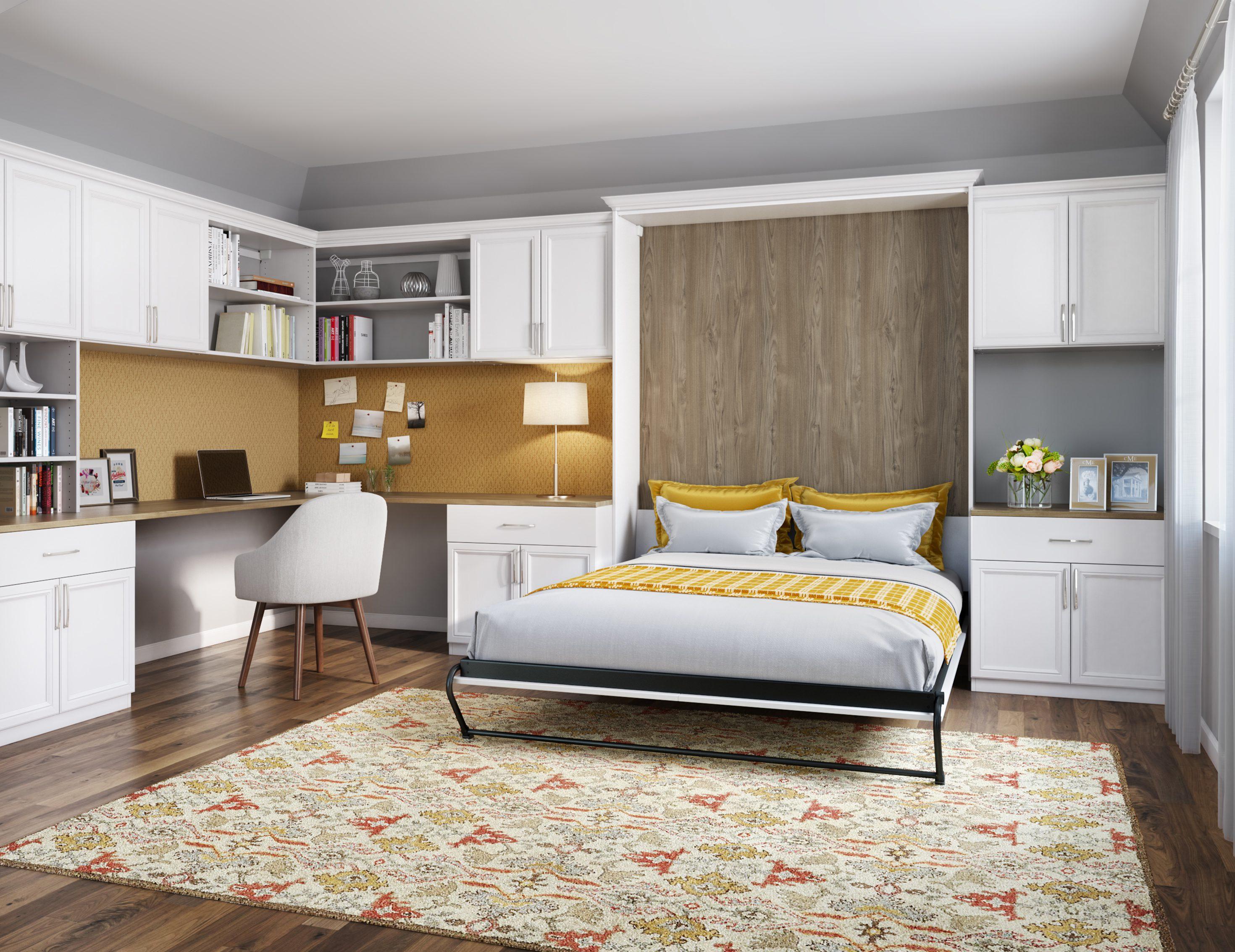 Modern Wall Beds Custom Built Wall Beds By California Closets