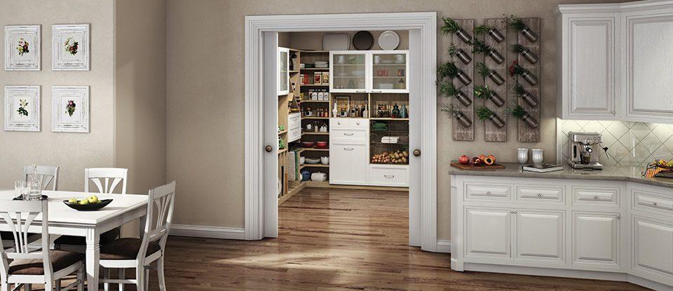 Kitchen Pantry Cabinets Amp Organization Ideas California