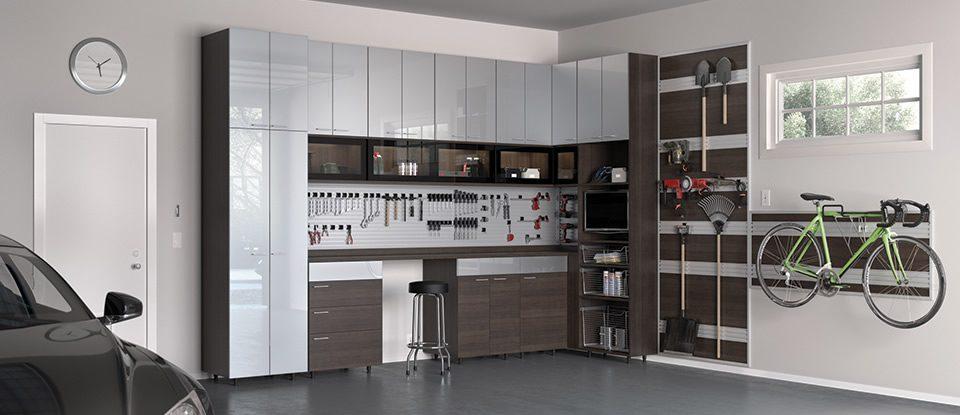 Custom Garage Storage Cabinets Garage Organization