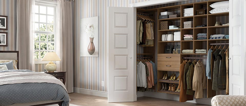 Reach In Closets Designs Amp Ideas By California Closets