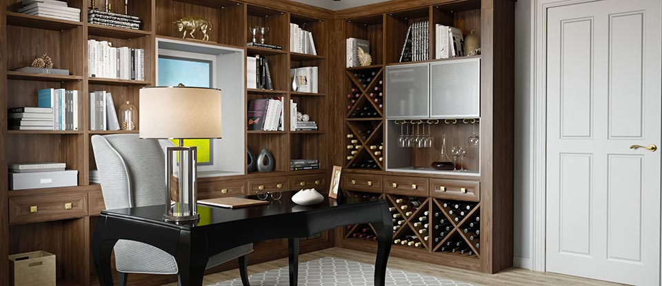 Wine Storage Cabinets Custom Wine Racks California Closets