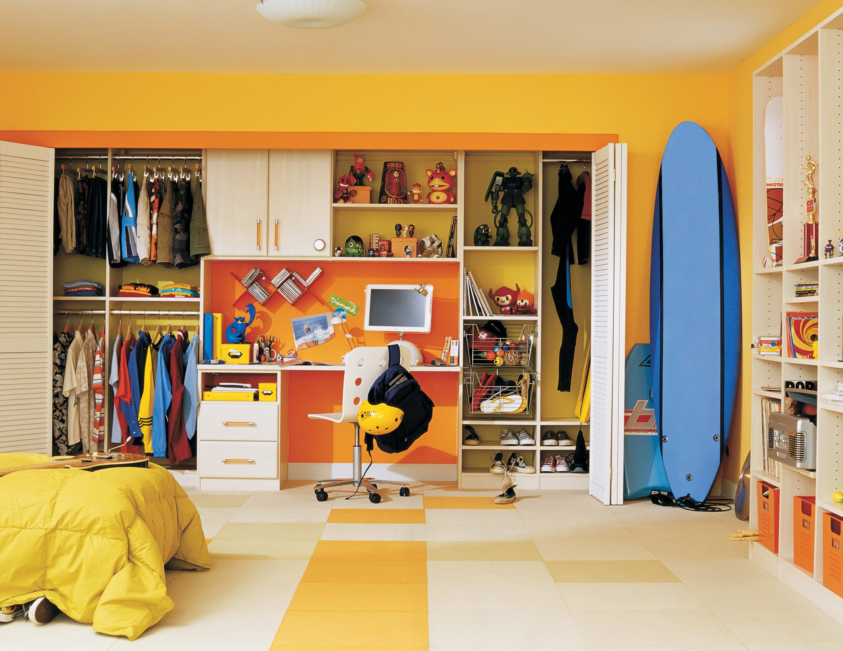 Kids Closet Systems Amp Storage Solutions California Closets