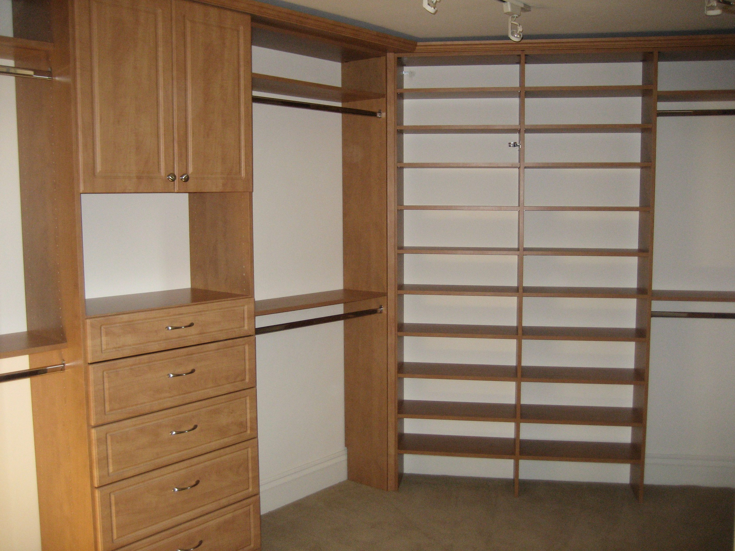 Closets Are The Most Expensive Aspect In The Kitchen Area So