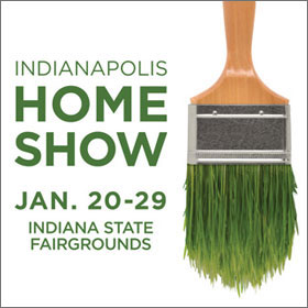 California Closets Indianapolis Home Show at the State Fair Grounds