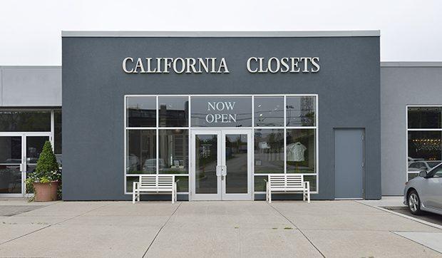California Closets Castlefield Showroom Exterior
