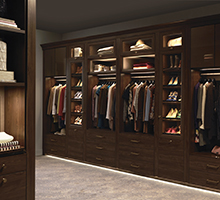 Franchize Locations California Closets