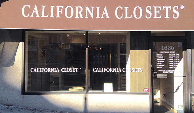 California Closets Upper East Side New York Showroom Exterior
