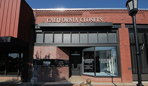 California Closets Edmond Oklahoma Showroom Exterior