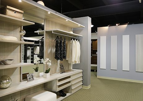 Interior California Closets Hawthorne Showroom