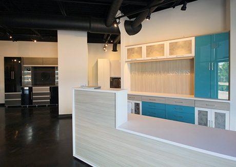 California Closets Houston Showroom Interior