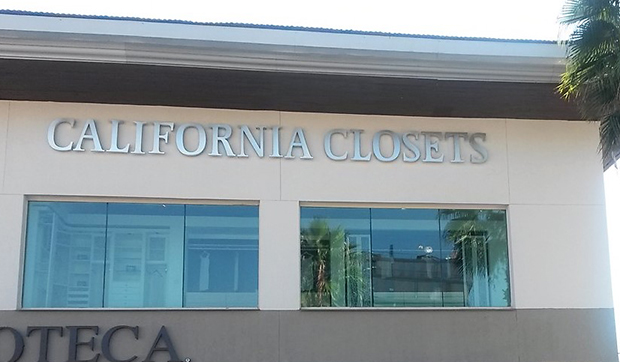 California Closets Monterrey Showroom Exterior Image