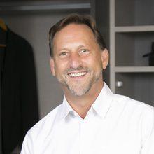 California Closets designer preston mitchell headshot