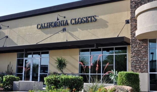 California Closets Scottsdale Showroom Exterior