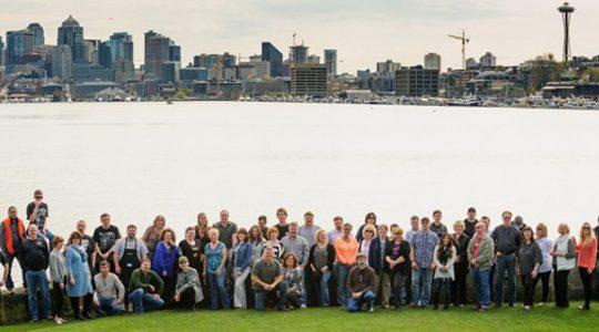 California Closets Seattle Bellevue market team group photo