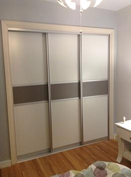Sliding Doors - California Closets