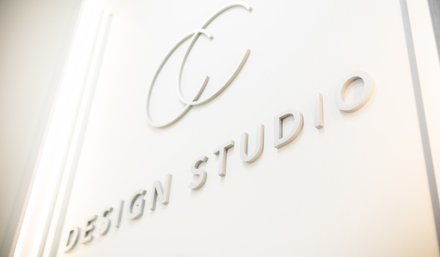 White California Closets design studio logo for Southampton