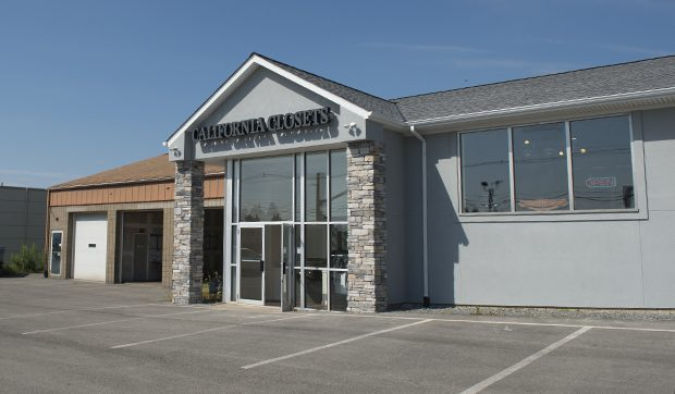 California Closets Wexford Showroom Exterior