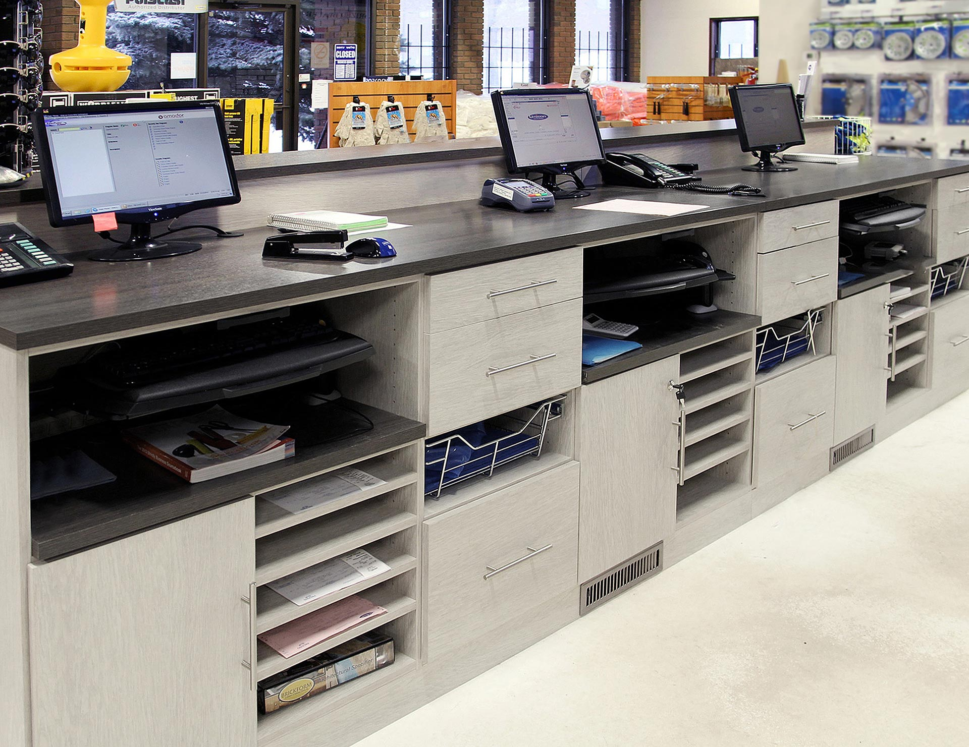 Commercial Storage Cabinets & Office Solutions ...