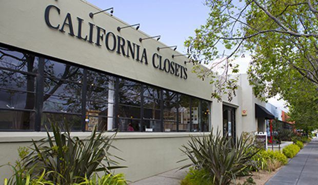 California Closets Berkeley California Showroom Exterior