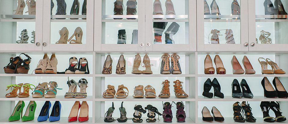 reputable site 05a8a d0cae 5 Simple Ways How to Step Up Your Shoe Home Storage