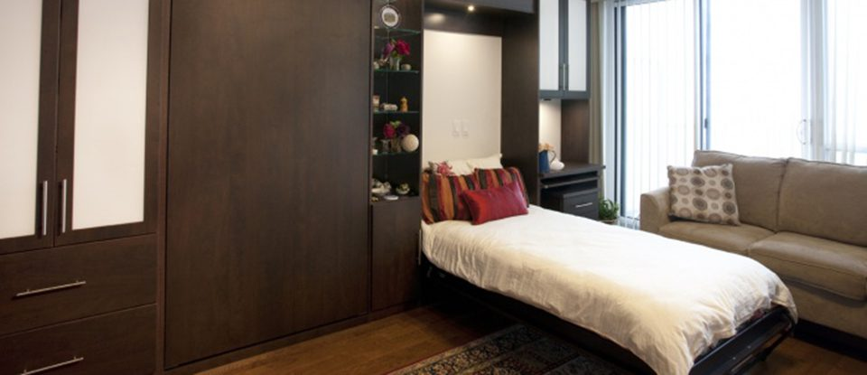 Design Challenge: How to Save Space in a University Bachelor Pad