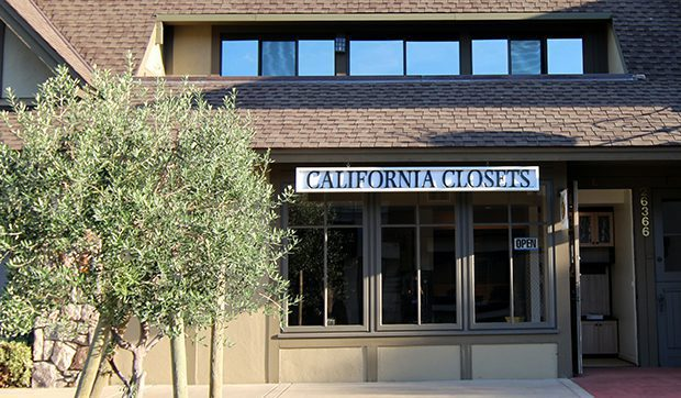 California Closets Carmel Showroom Exterior
