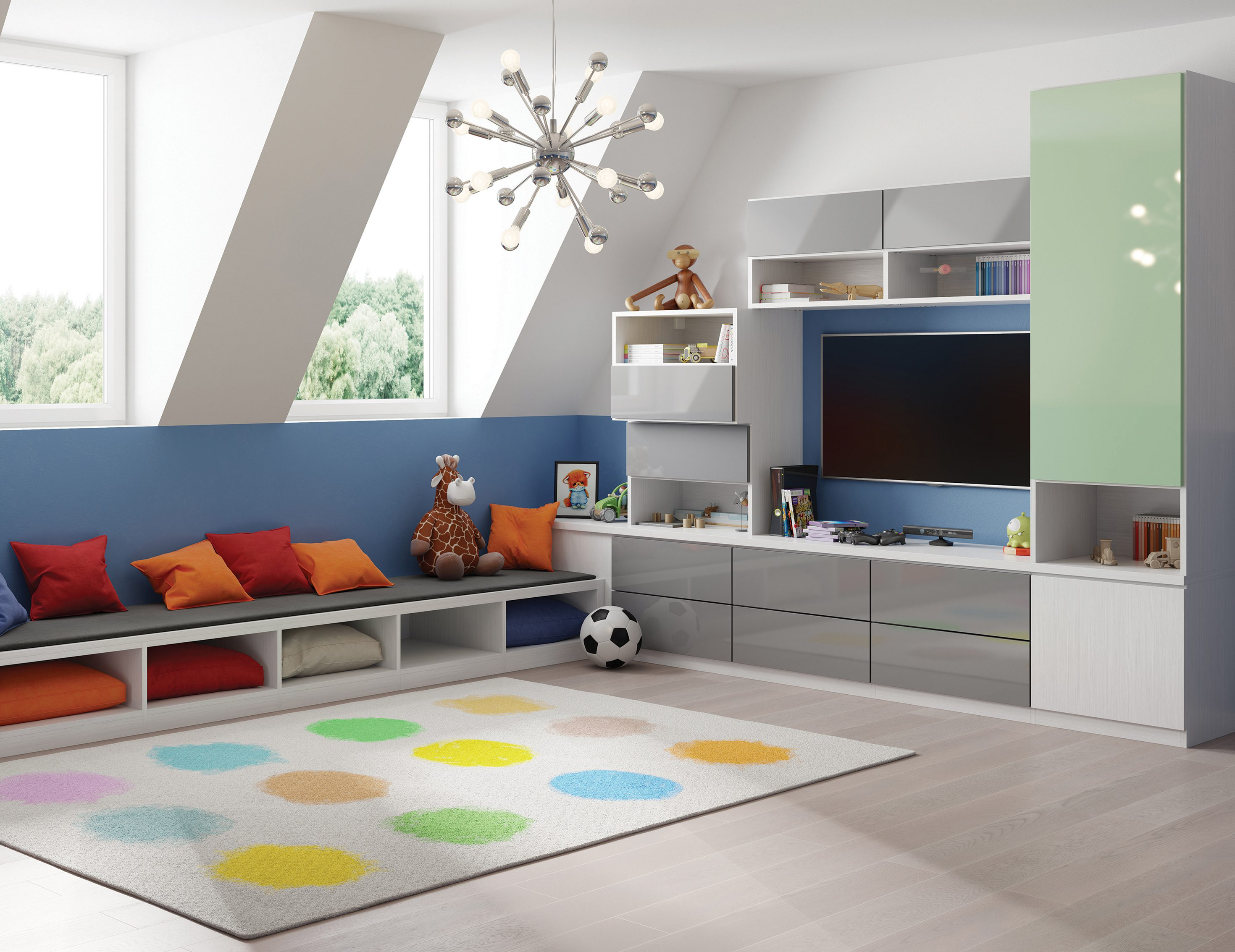 Playroom Storage Systems & Toy Storage Ideas - California Closets