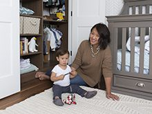 California Closets Designer Erica Coffman's Client Stories Gallery