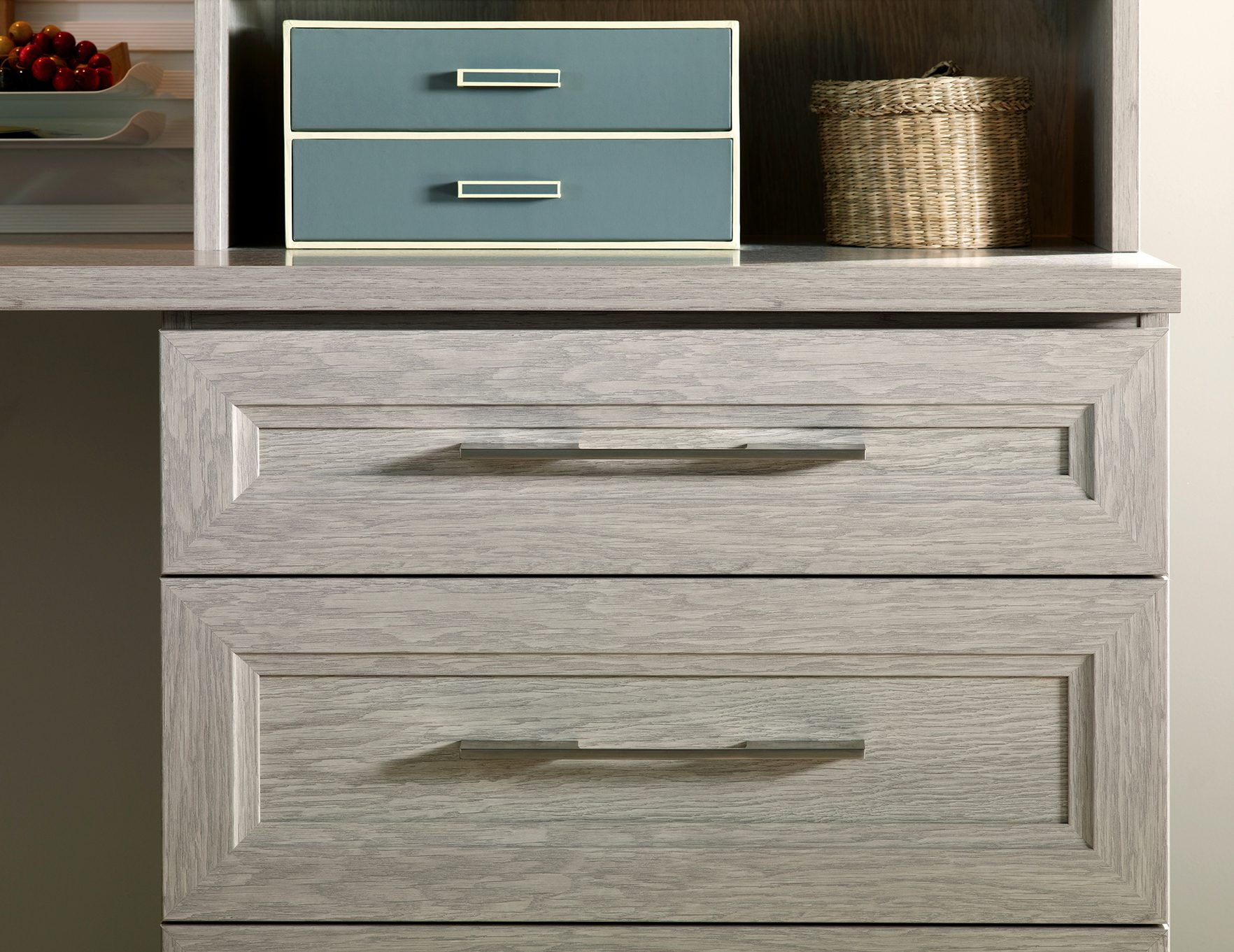 Custom Cabinet Drawers And Closet Doors California Closets