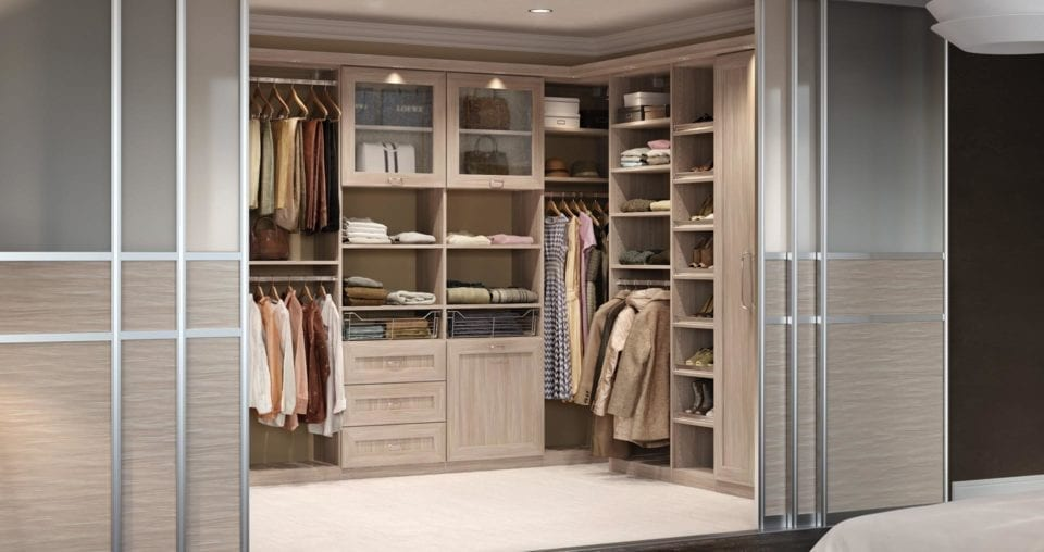 Sliding Closet Doors For The Bedroom California Closets