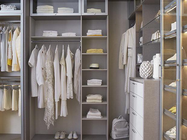 How To Organize Everything In Your New Closet California