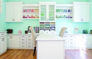 Comment organiser votre salle d'artisanat