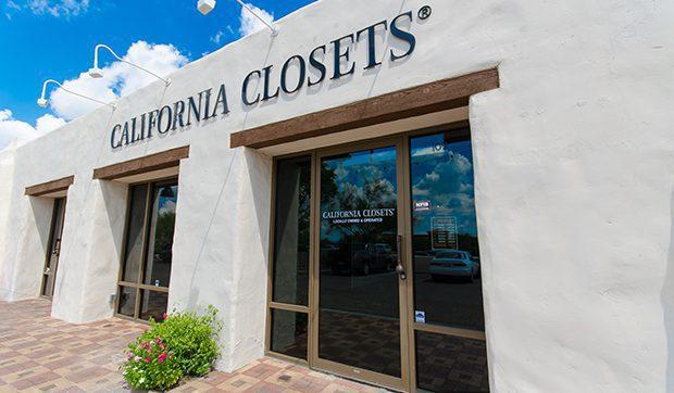 California Closets Gallery Row Showroom Exterior