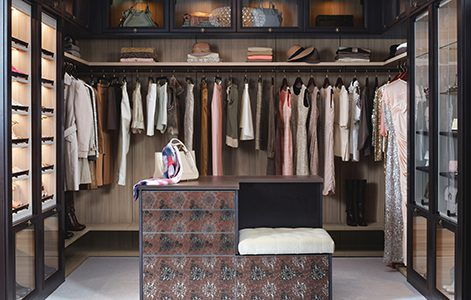 Luxury Closet Design Amp High End Closet Systems