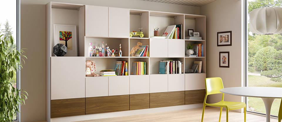 Family Room Cabinets Amp Storage Solutions California Closets