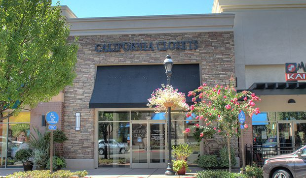 California Closets Roseville showroom exterior