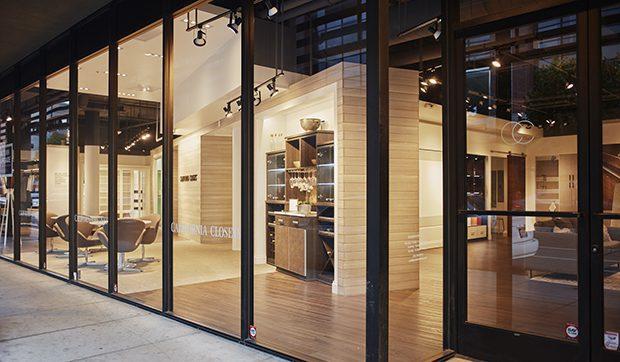 California Closets San Francisco showroom exterior