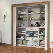 Linen Cabinets & Hall Closets