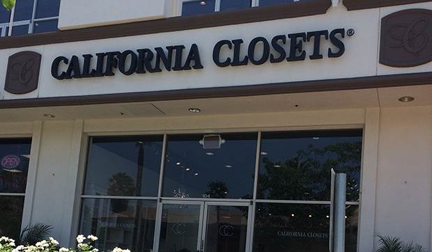California Closets showroom Studio City Exterior