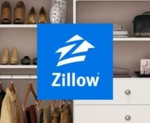 Zillow Loves Californa Closets