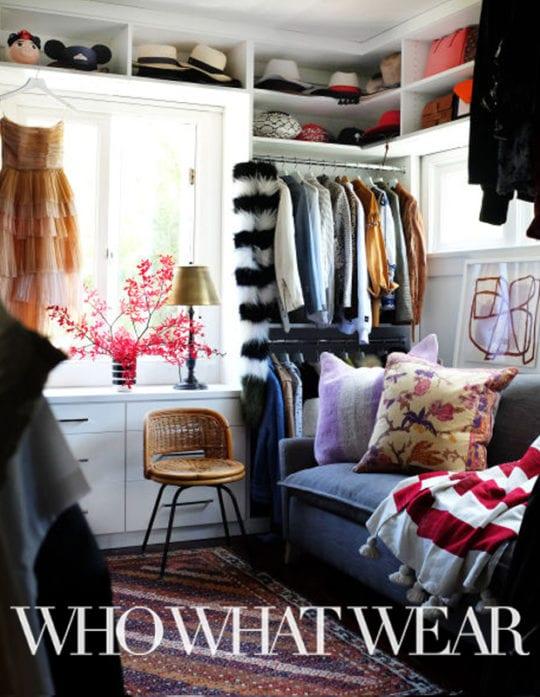 Chiara Ferragni's New Closet Is Gorgeous, of Course