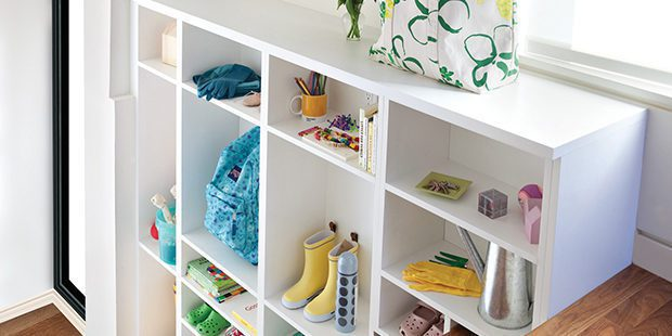 3 Tips for Smart Over and Under Stairs Storage Organization