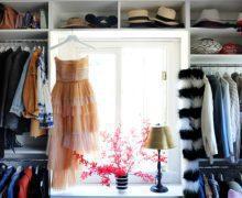 Designer Chiara Ferragnis Closet