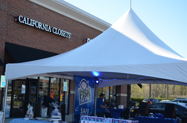 California Closets Tennessee Hosts Light It Up Blue Runway Event to Support Project SEARCH