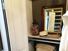 California Closets Traditional Showhouse