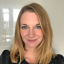 Chloe O'Keeffe, Business Development Manager/ Design Consultant