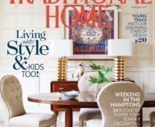 Traditional Home Magazine August 2016