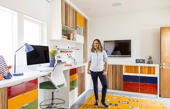 The Ultimate Does-It-All Room for Brit + Co Founder, Brit Morin